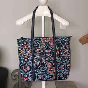 Vera Bradley Trimmed Vera Marrakesh Travel Bag NWT